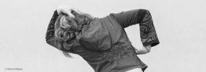 Atelier danse avec Mouvance en 2014