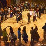 Stage: Danses collectives et jeux dansés (pour adultes) avec Elena