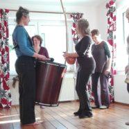 Atelier Du rythme à la danse folk: Rythmes et valse à 8 temps