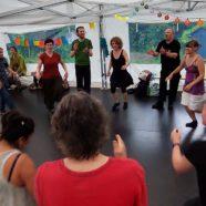 Cours de danse folk pour débutants, intermédiaires et avancés (NOUVEL Horaire)